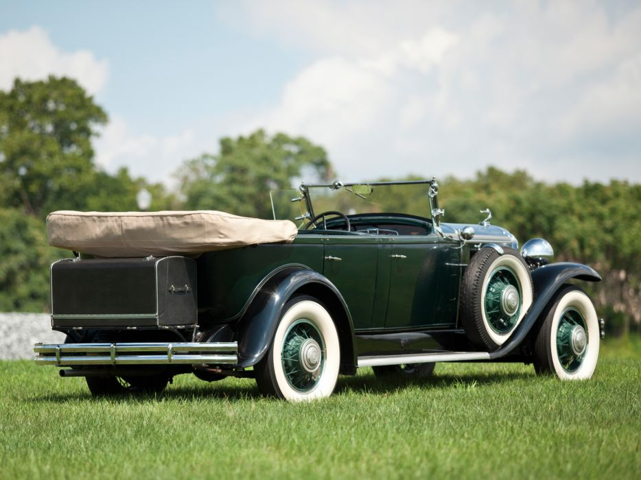 1931 Buick Series-90 Touring (8-95) retro   r wallpaper