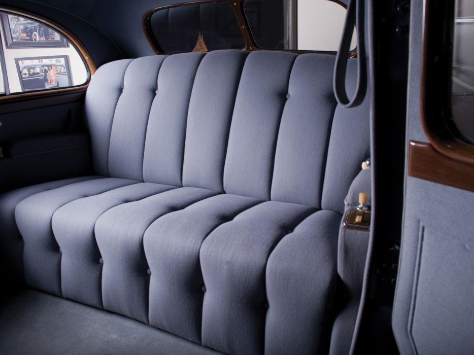 1938 Buick Limited Limousine (38-90L) retro luxury interior   g wallpaper