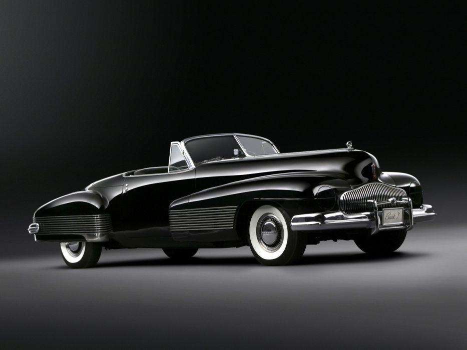 1938 Buick Y-Job Concept Car supercar retro custom   ud wallpaper