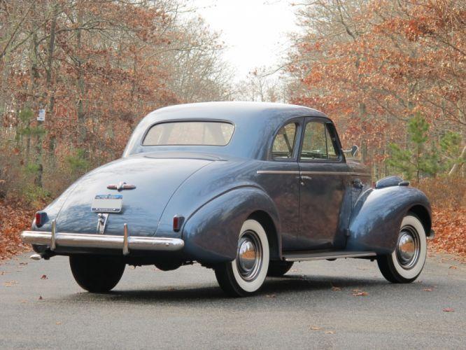 1939 Buick Century Sport Coupe (66S) retro h wallpaper