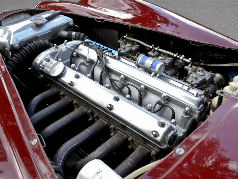 1950 Jaguar XK120 LT2 Alloy Roadster race racing supercar retro engine     g wallpaper