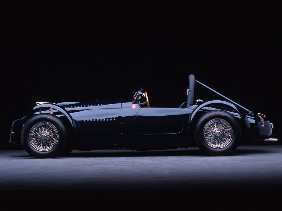 1951 Fitch Whitmore Le-Mans Special race racing supercar retro    r wallpaper