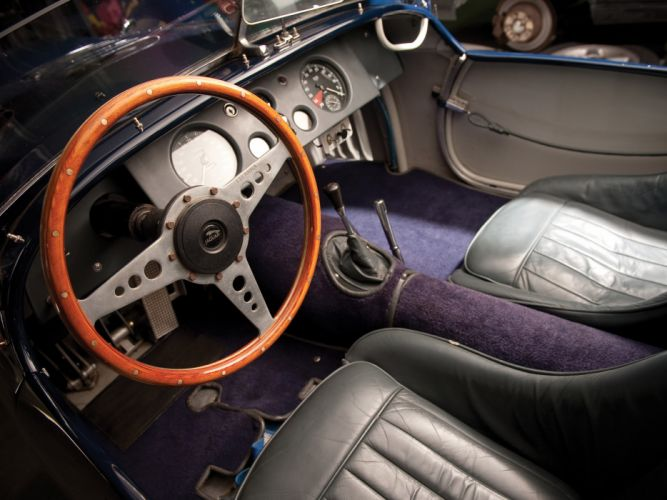1951 Fitch Whitmore Le-Mans Special race racing supercar retro interior r wallpaper