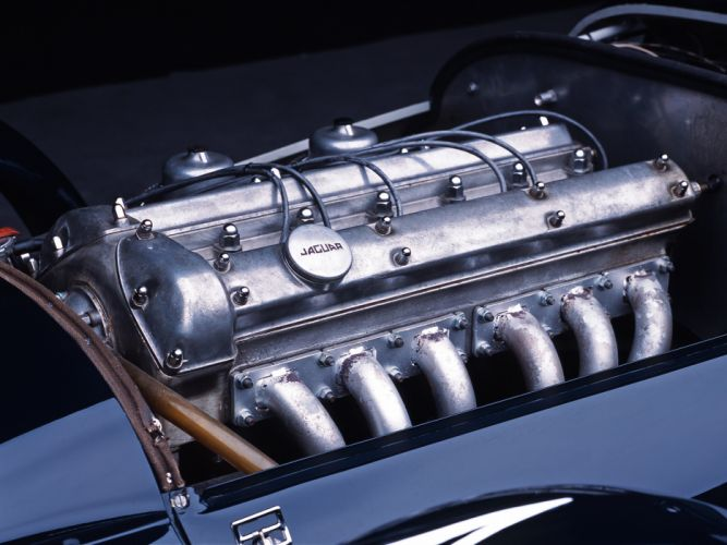 1951 Fitch Whitmore Le-Mans Special race racing supercar retro engine g wallpaper