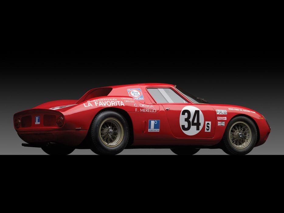 1964 Ferrari 250 LM classic supercar race racing l-m    t wallpaper