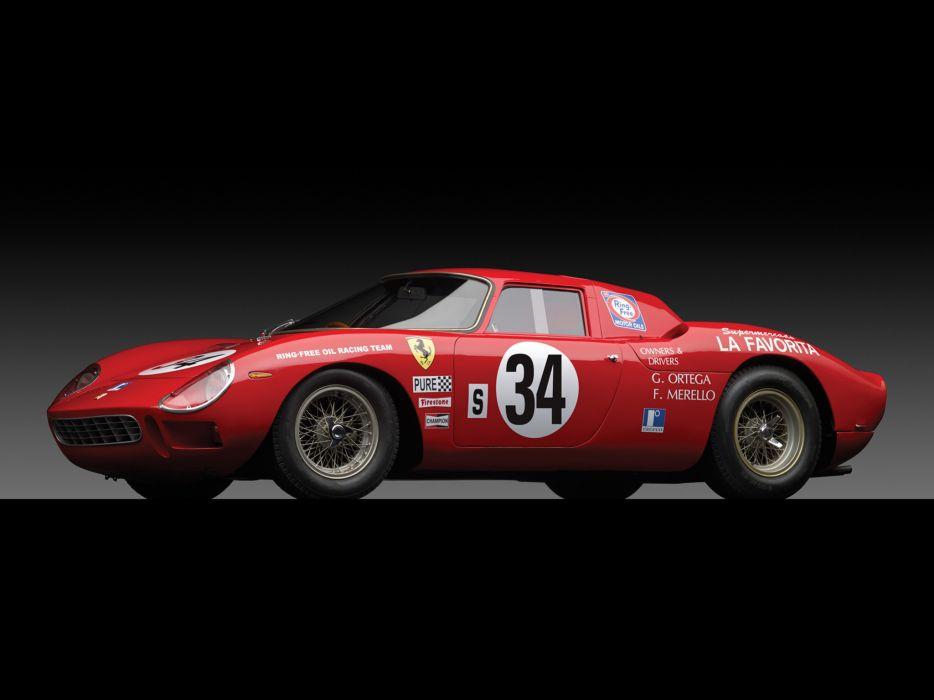 1964 Ferrari 250 LM classic supercar race racing l-m v wallpaper