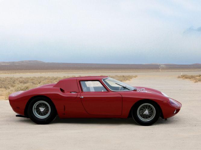 1964 Ferrari 250 LM classic supercar race racing l-m m wallpaper