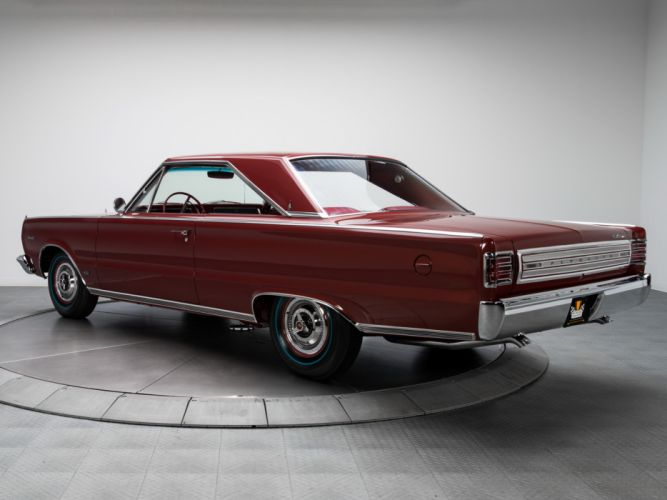 1966 Plymouth Belvedere Satellite 426 Hemi Hardtop Coupe RP23 muscle classic r wallpaper