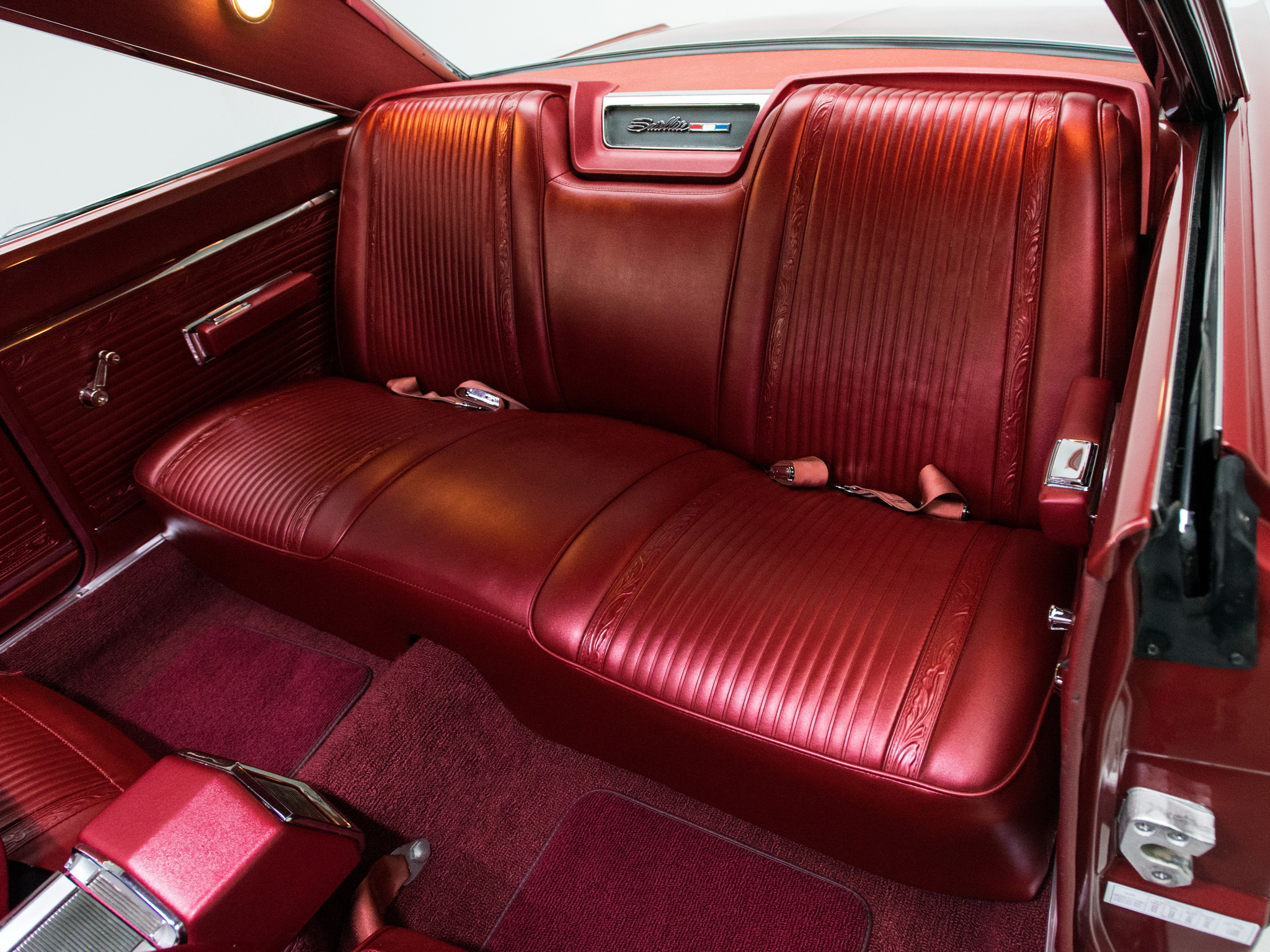 1966 Plymouth Belvedere Satellite 426 Hemi Hardtop Coupe Rp23 Muscle Classic Interior T