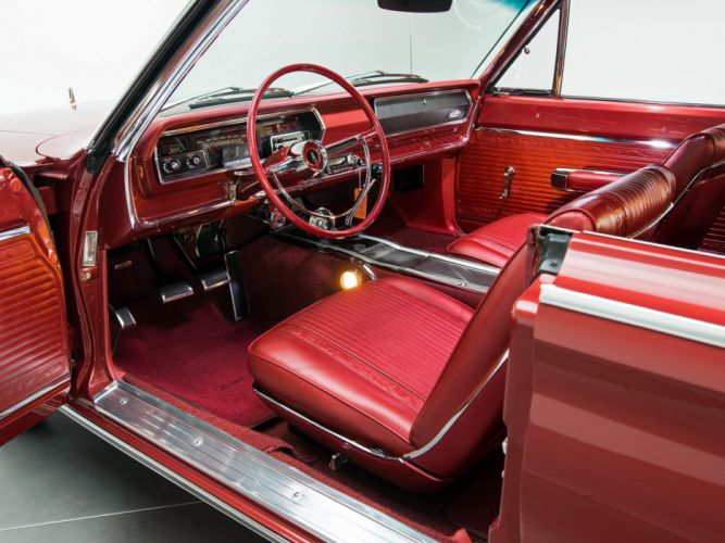 1966 Plymouth Belvedere Satellite 426 Hemi Hardtop Coupe RP23 muscle classic interior t wallpaper