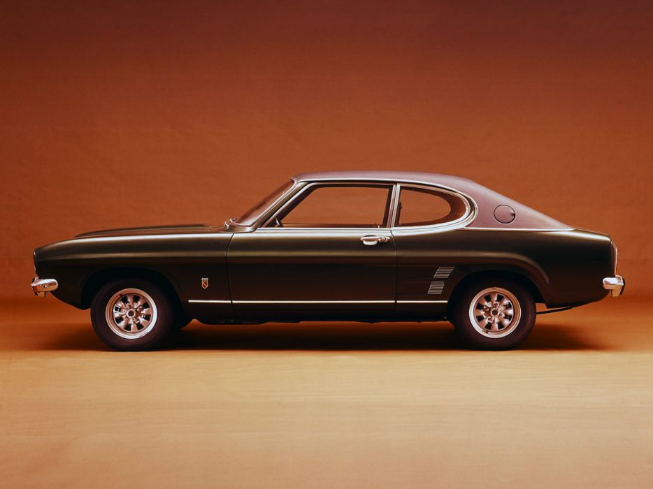 1972 Ford Capri UK-spec classic      g wallpaper