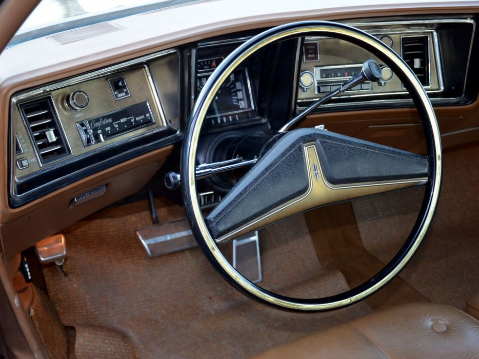 1972 Oldsmobile Toronado Y57 classic interior    t wallpaper