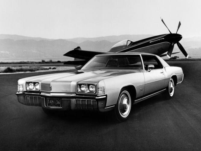 1972 Oldsmobile Toronado Y57 classic y wallpaper
