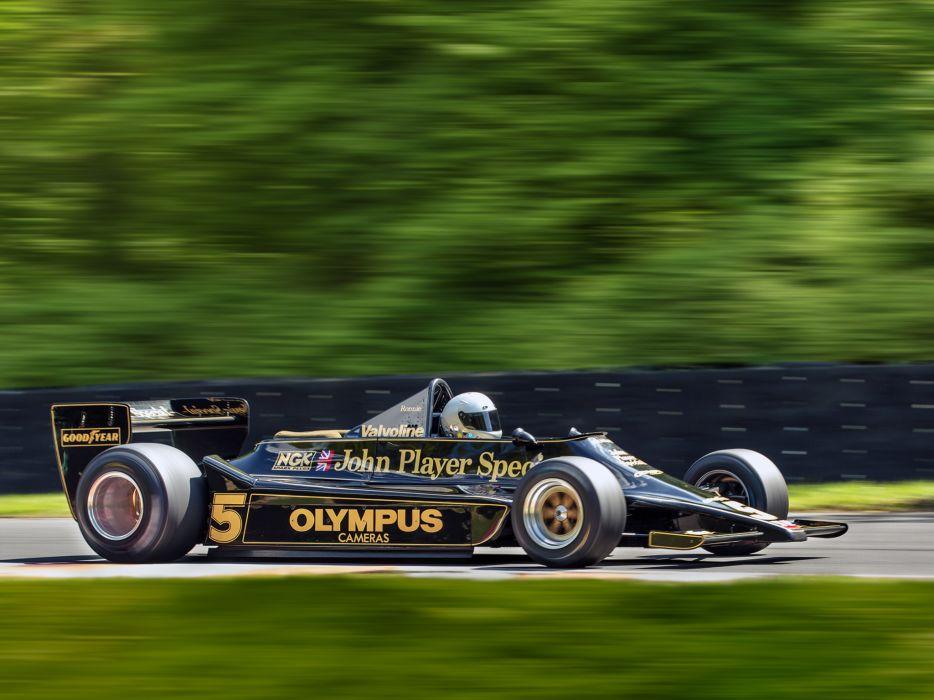 1978 Lotus 79 formula one f-1 race racing 7-9 wallpaper