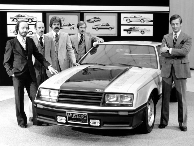 1979 Ford Mustang Indy 500 Pace Car muscle race racing f wallpaper