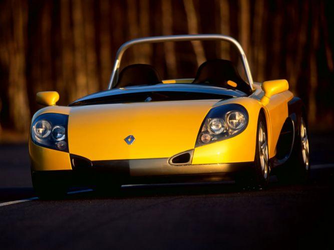 1995 Renault Sport Spider t wallpaper