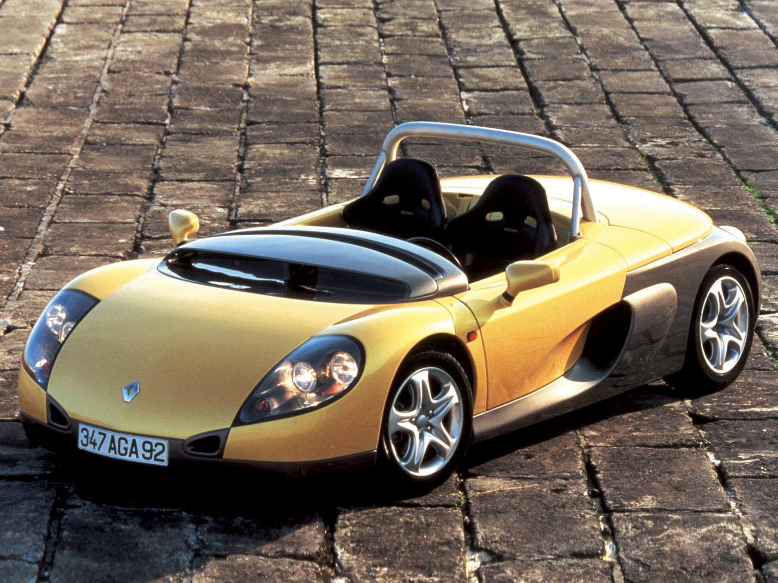 1995 Renault Sport Spider g wallpaper | 1600x1200 | 155980 | WallpaperUP