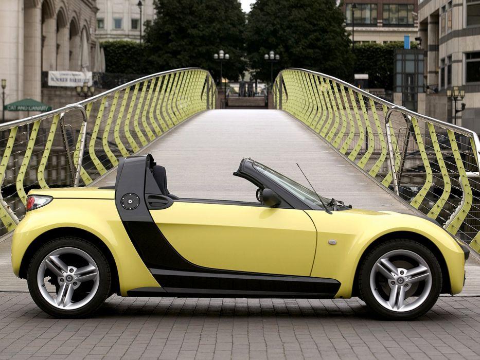 2004 Smart Roadster UK-spec n wallpaper