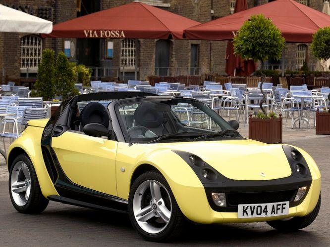 2004 Smart Roadster UK-spec b wallpaper