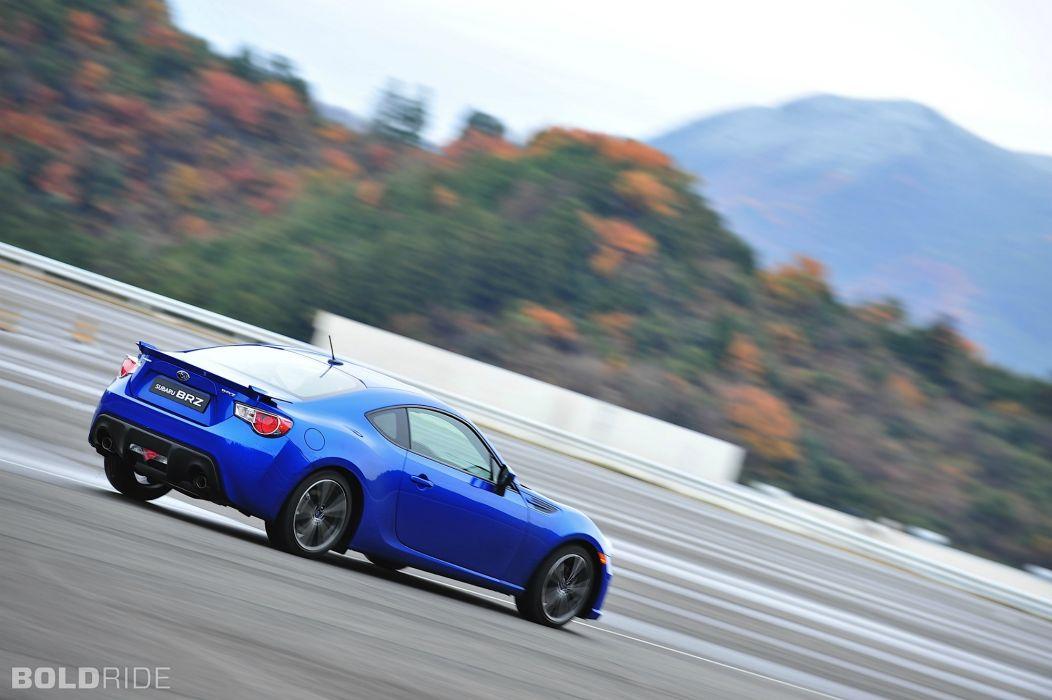 2013 Subaru BRZ  nb wallpaper