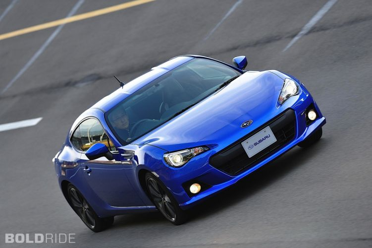 2013 Subaru BRZ jg wallpaper