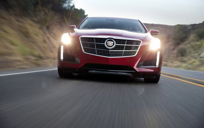 2014 Cadillac CTS Vsport Sedan luxury g wallpaper