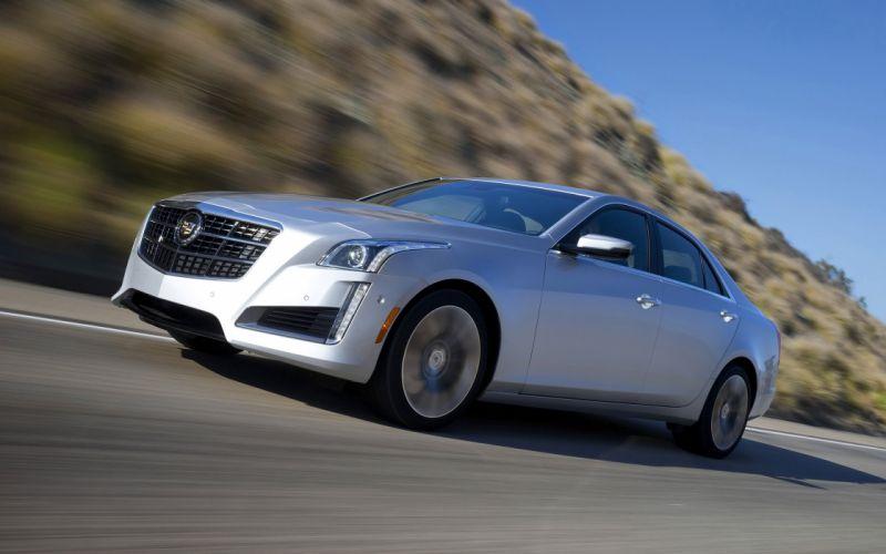 2014 Cadillac CTS Vsport Sedan luxury j wallpaper