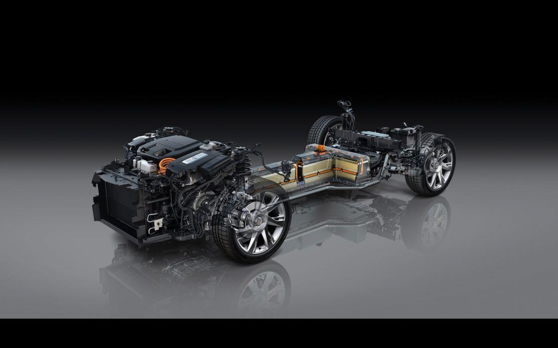 2014 Cadillac ELR engine      h wallpaper