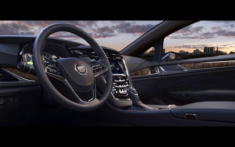 2014 Cadillac ELR interior h wallpaper