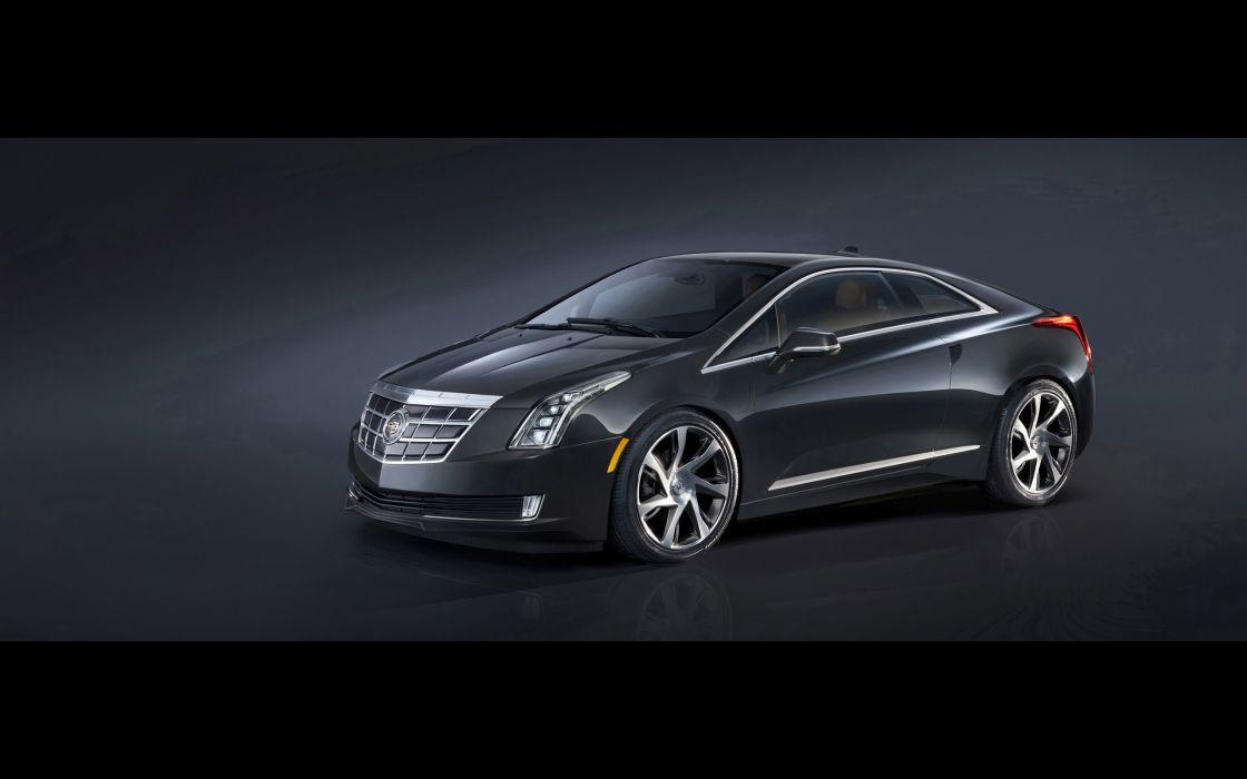 2014 Cadillac ELR  he wallpaper