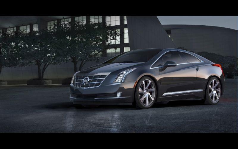 2014 Cadillac ELR wallpaper