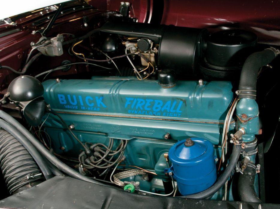 1947 Buick Roadmaster Estate Wagon (79) stationwagon retro engine      g wallpaper