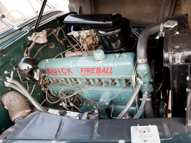 1947 Buick Super Estate Wagon (59) stationwagon retro engine g wallpaper