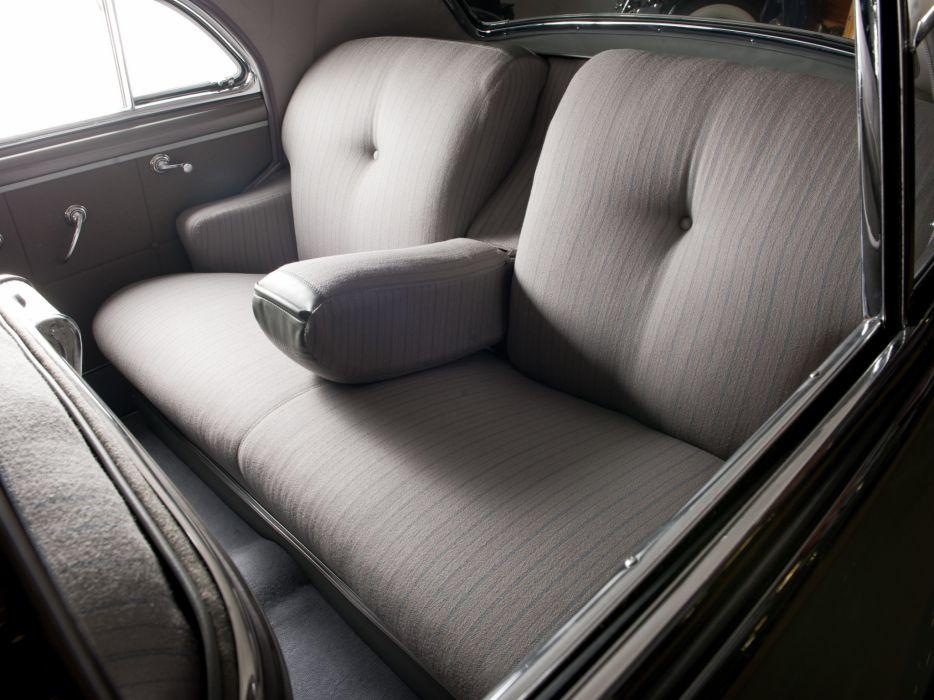 1948 Buick Roadmaster Sedan retro interior   t wallpaper