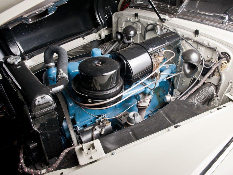1948 Buick Roadmaster Sedan retro engine     g wallpaper
