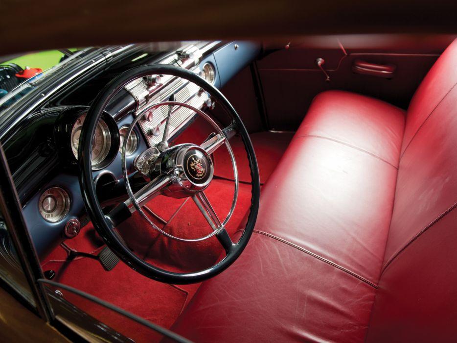 1950 Buick Super Estate Wagon (59) stationwagon retro 5-9 interior     g wallpaper