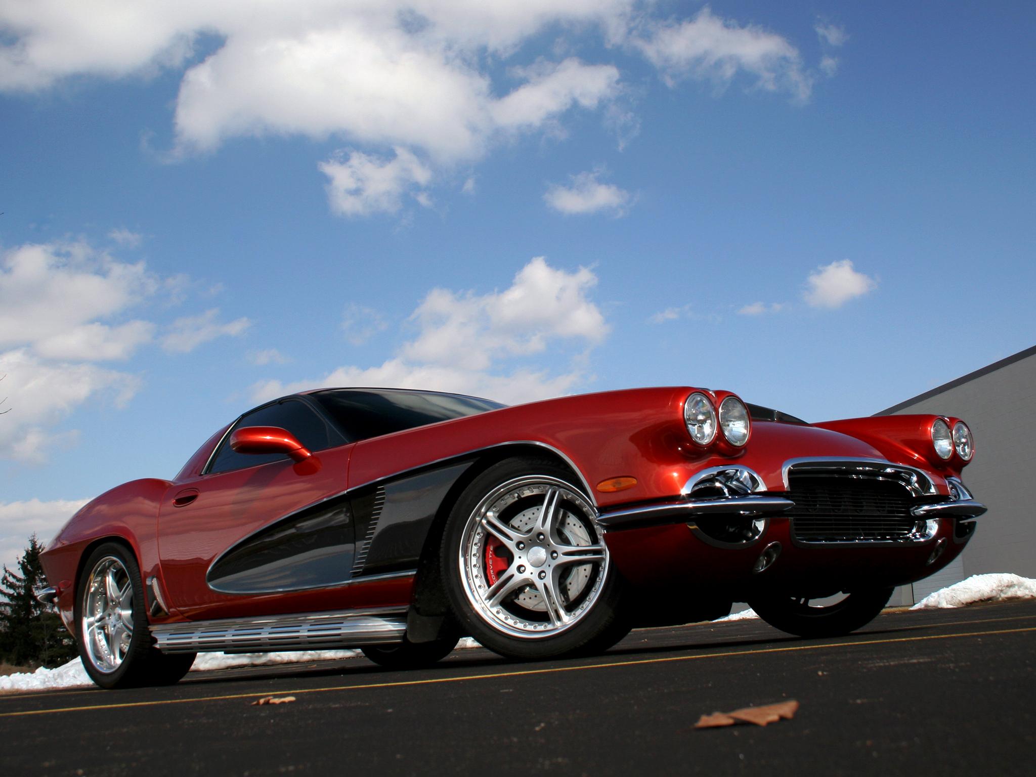 1962 chevrolet crc corvette z06 c5 supercar muscle hot rod rods classic 2004 c 5 s wallpaper 2048x1536 156138 wallpaperup - Corvette C5 Logo Wallpaper
