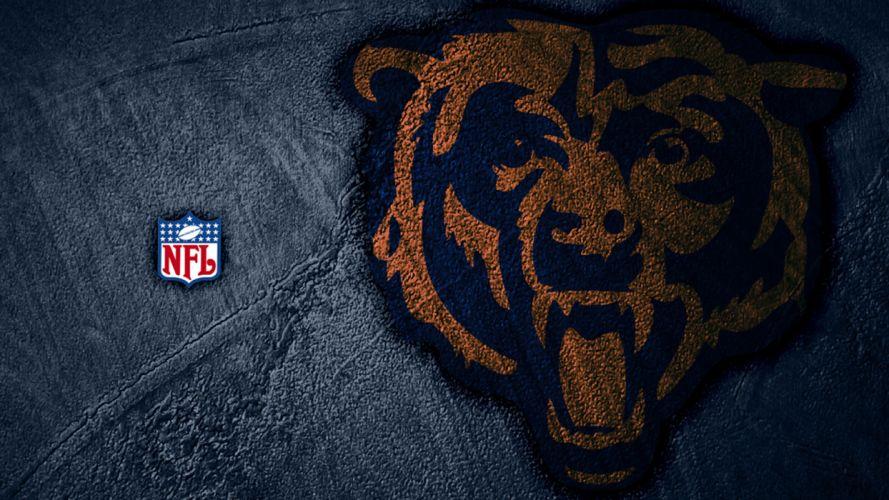 CHICAGO BEARS nfl football js wallpaper