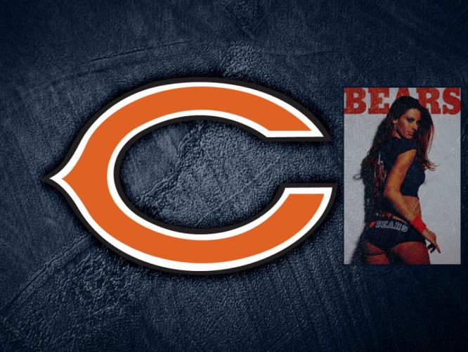 CHICAGO BEARS nfl football df wallpaper