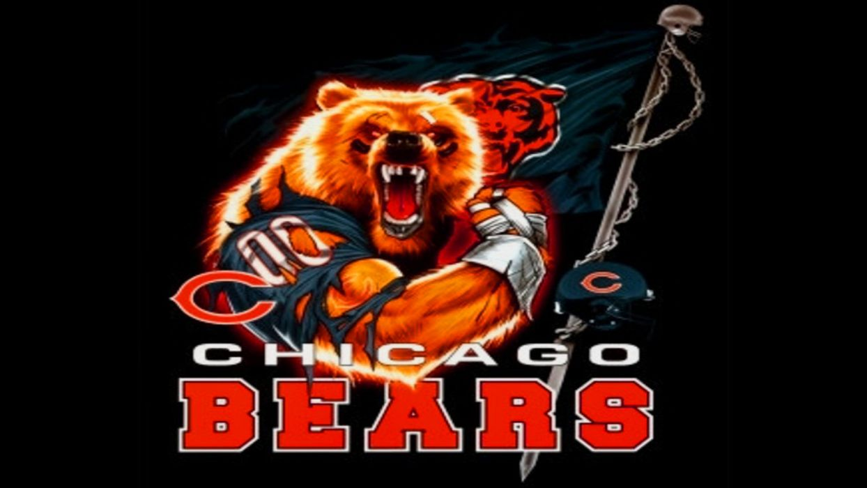 CHICAGO BEARS nfl football    g wallpaper