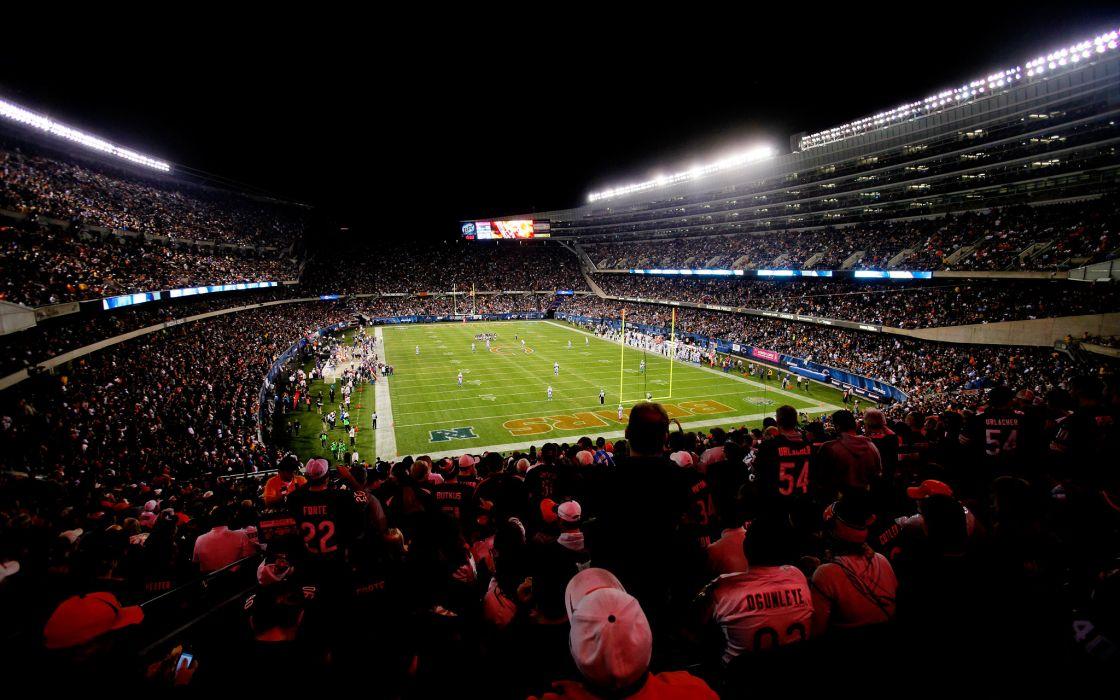 CHICAGO BEARS nfl football    ga wallpaper