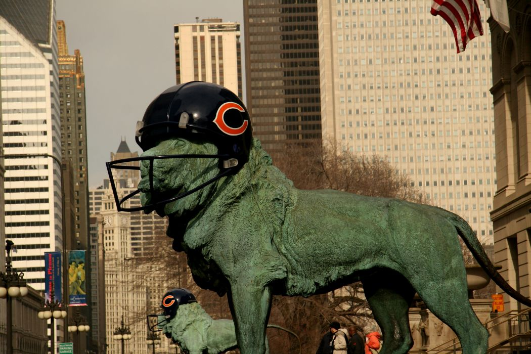CHICAGO BEARS nfl football   f wallpaper