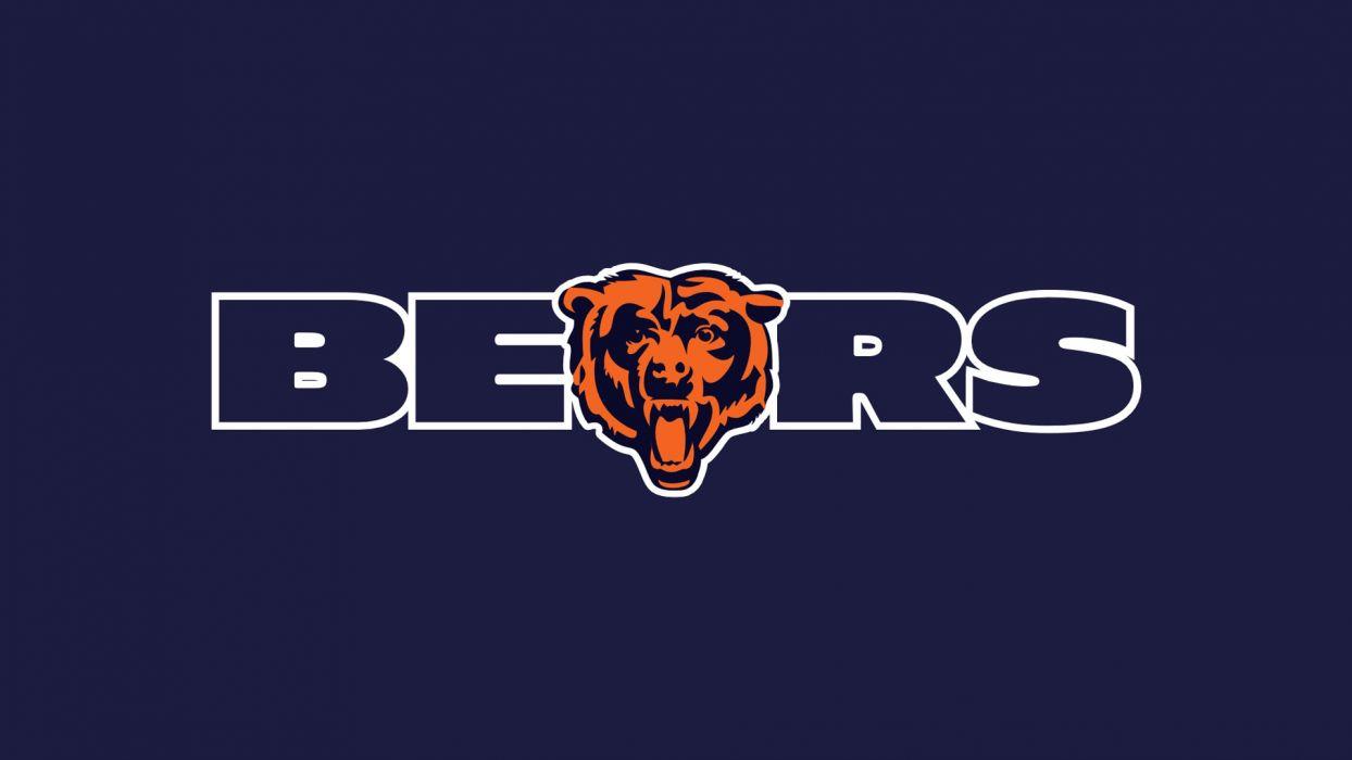 CHICAGO BEARS nfl football wallpaper
