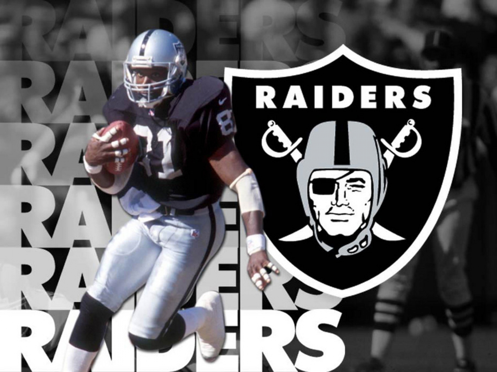 OAKLAND RAIDERS nfl football k wallpaper | 1600x1200 ...