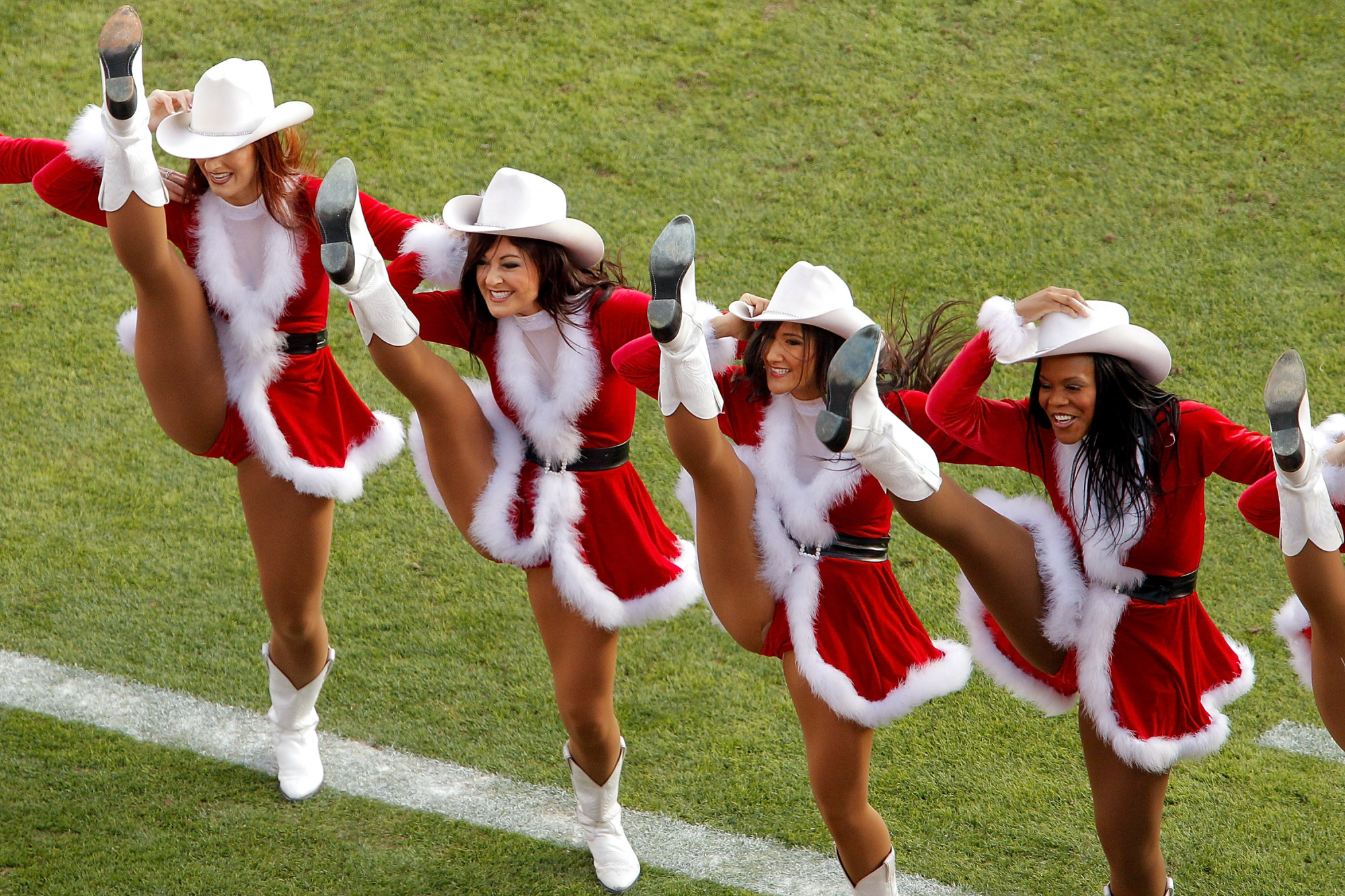 cheerleader nfl football indianapolis colts christmas f