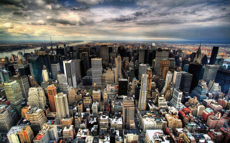 Cityscape wallpaper