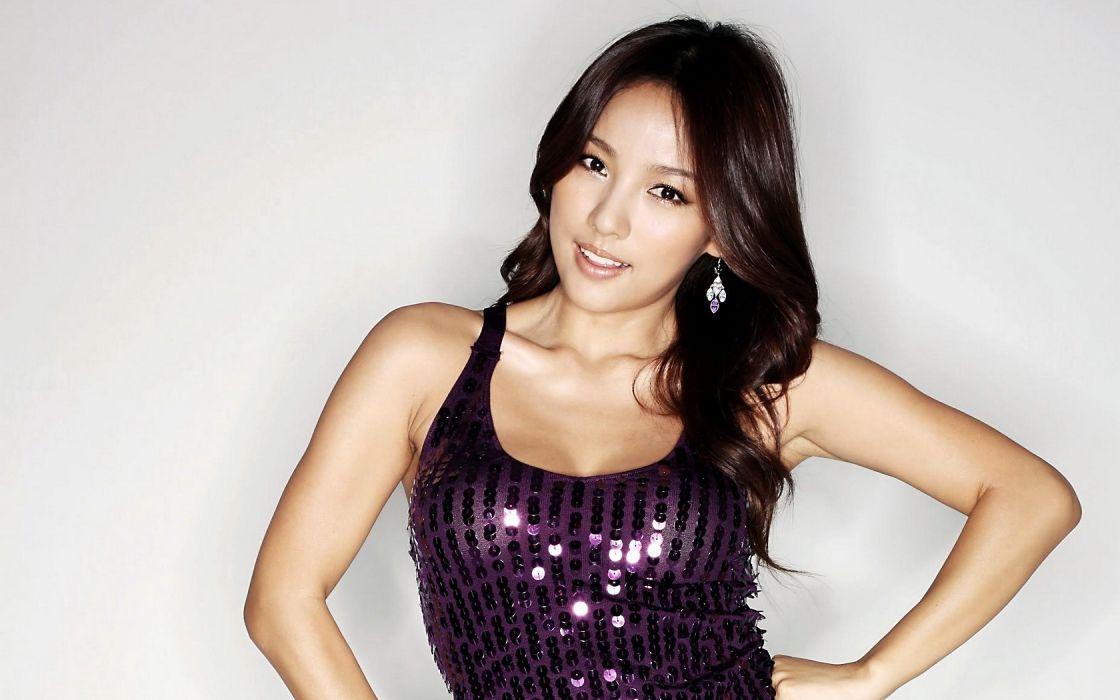Asian Girl Beauty Lee Hyori wallpaper