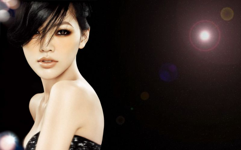 Asian Girl Beauty wallpaper
