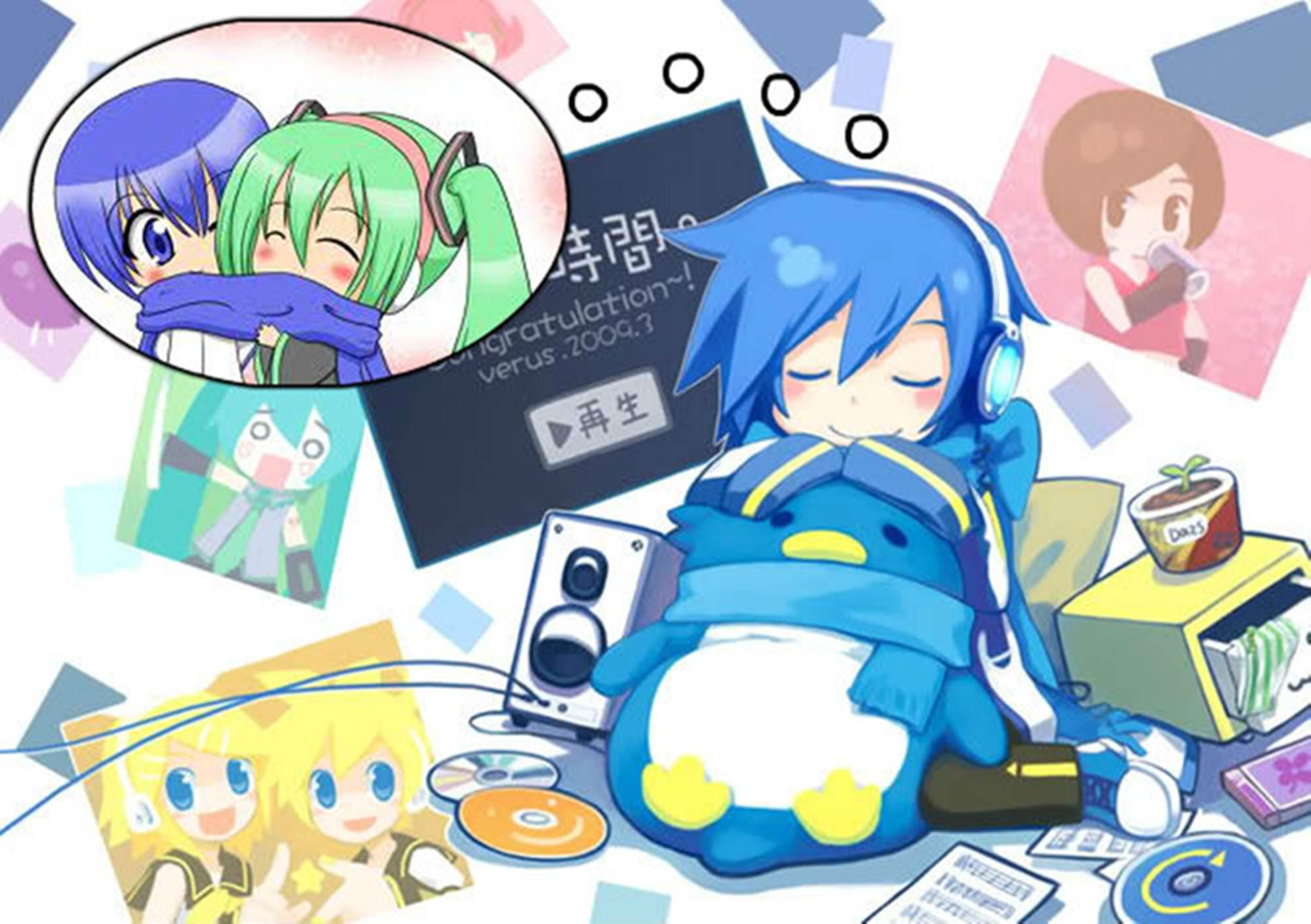 Vocaloid Chibi