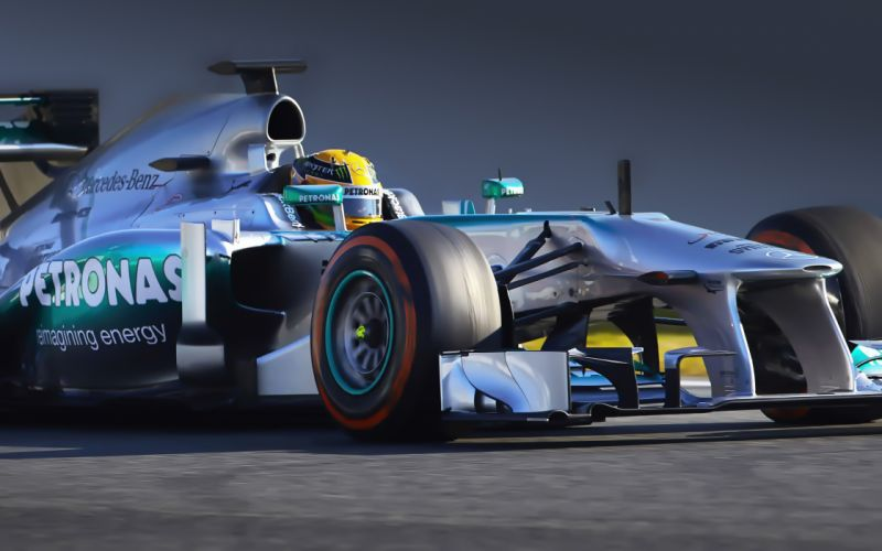 mercedes formula one f-1 race racing wallpaper